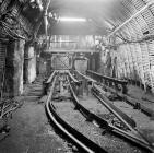 Shaft at Ocean Deep Colliery, Treharris