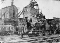 Ocean Deep Colliery, Treharris, 1915