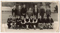 Ysgol Bro Ddyfi 1956