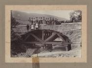 Adeiladu Pont Wynnstay