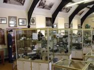 Inside Blaina Museum