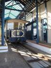 Inside Summit Station, Great Orme Tramway, Llandud