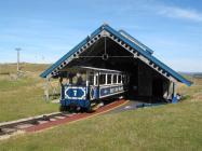 Halfway Station, Great Orme Tramway, Llandudno