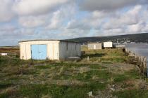 Wartime BCF Huts, Aberleri