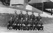 Teachers Training group, Aberystwyth, 1950s