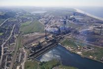 Port Talbot Steelworks, 2008