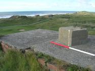 Range Finder near Moel Ynys