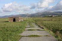 Research Building and Access Road, Ynyslas Camp