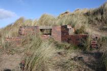 Former Pillbox, Ynyslas