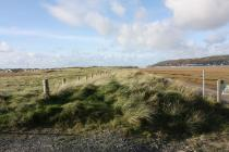 Ynyslas National Nature Reserve, Dyfi Embankment
