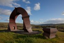 The Twisted Chimney/Simnai Dirdro
