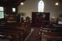 Dewi Sant Church, Nebo