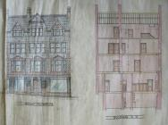 Plan of Mr Walker's Temperance Hotel,...
