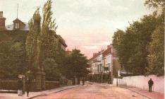 Commercial Street, Pontypool