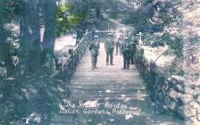 The Rustic Bridge, Pontypool Park