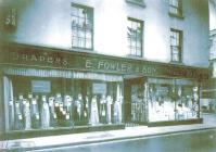 Fowlers Department Store, Pontypool