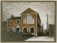 Grangetown YMCA, Cardiff, 1986