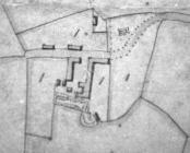Prickeston Farm Map 3 House extract