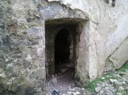 Prickeston Entrance into Cross Passage from Hall
