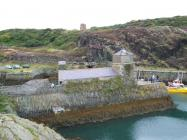 Lighthouse and watchhouse, Amlwch