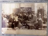 Llanelly Manual Instruction Centre c1894