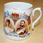 Royal commemorative mug
