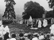 The National Eisteddfod in Pontypool, 1924