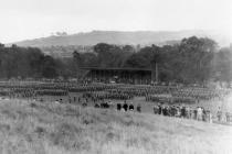 Military Parade at Pontypool Park