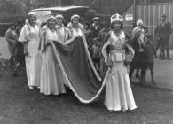 Carnival Queen, Pontypool