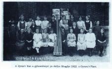 1922 First Treuddyn Urdd Adran picture