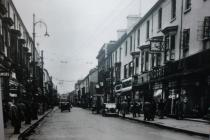 Stepney St, Llanelly, c1950