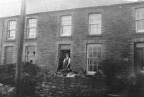 First Conti cafe - coverted house in Ystradgynlais