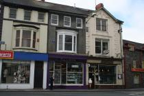 Contis Cafe, 5 Harford Square, Lampeter, 2008.