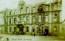 The Crown Hotel, Pontypool