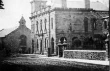 Pontypool Town Hall and Police Station
