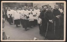 St Winefride's Well, Diocesan Pilgrimage 1950