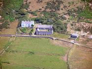 Bardsey Island 'Cristin' farm house ...