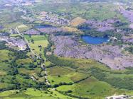 Nantlle quarries