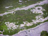 Tre'r Ceiri stone circles on top of Yr Eifl