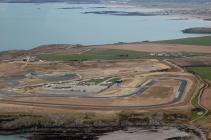 Llangwyfan motor racing circuit