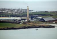 Rio Tinto aluminium smelting works, Holyhead