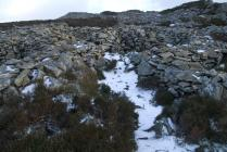 Some Stone hut circles