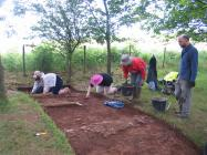 Caerleon Excavations