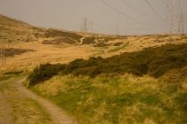 Bwlch y Ddaufaen and Roman Road