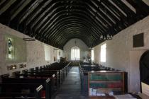 St Mary's Interior Caerhun1