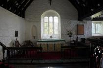St Mary's interior Caerhun4