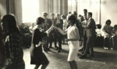 Dancing in Haggars Hall, Pembroke