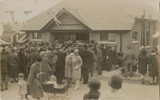Opening Ceremony, Neuadd Goffa, Penparcau