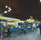 Cardiff Airport lounge, 1980