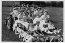Carnival Pontygarreg, 1952